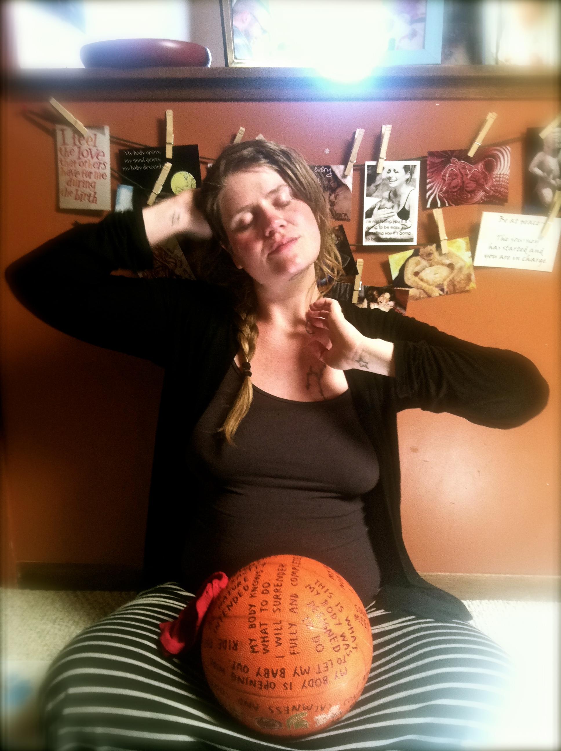 My Healing Homebirth