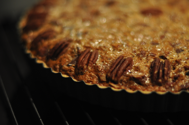 healthy holiday recipes pecan pie