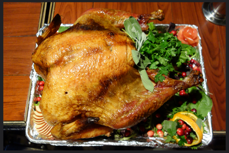 healthy holiday recipes turkey