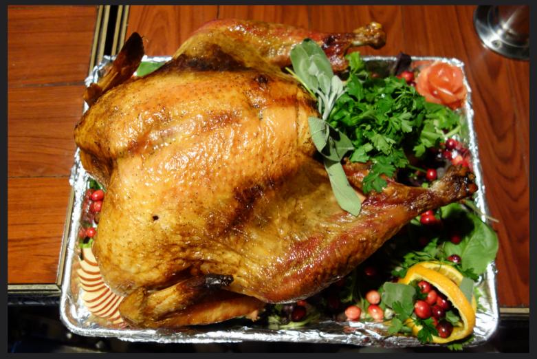 healthy holiday recipes turkey
